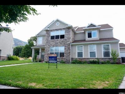 Springville Single Family Home For Sale: 409 W 300 St N