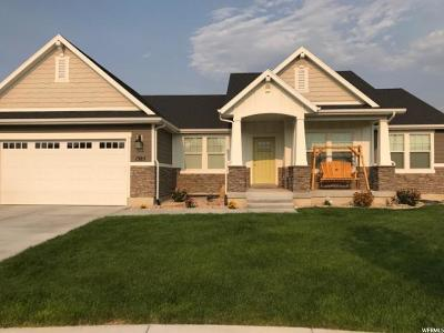 Spanish Fork Single Family Home For Sale: 1385 S 890 W