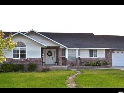 Tremonton Single Family Home For Sale: 686 N 2300 W