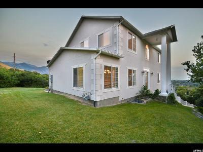 Orem Single Family Home For Sale: 1578 N Mountain Oaks Dr E