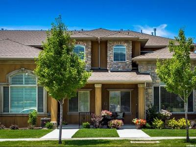 Orem Townhouse For Sale: 953 W 965 N