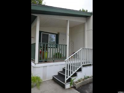 Provo Single Family Home For Sale: 255 N 1600 W #76