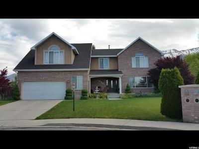 Orem Single Family Home For Sale: 1686 N 250 E