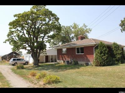 Willard Single Family Home For Sale: 1127 N Main St W