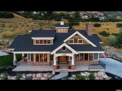 Provo Single Family Home For Sale: 1348 E Red Oak Cir