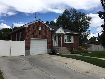 Pleasant Grove Single Family Home For Sale: 237 S 300 E