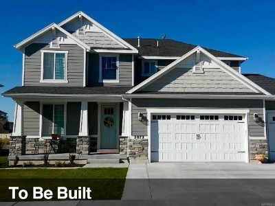 Spanish Fork Single Family Home For Sale: 253 S 1230 W #17