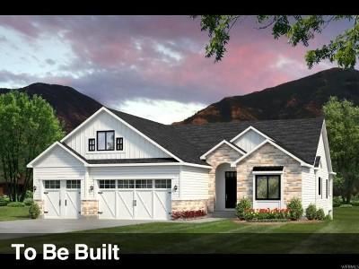 Spanish Fork Single Family Home For Sale: 349 N 1280 E #37