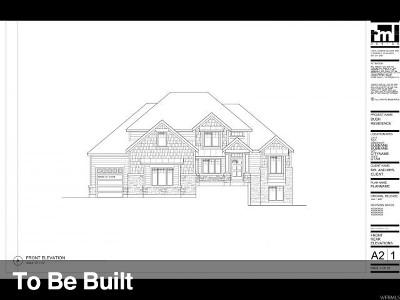 Layton Single Family Home For Sale: 3174 E Layton Ridge Dr N