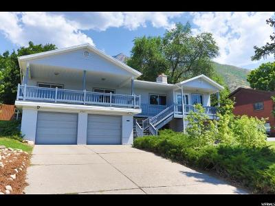 Holladay Single Family Home For Sale: 4703 S Wallace Ln E