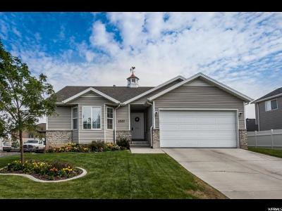 Spanish Fork Single Family Home For Sale: 2337 E 1330 S