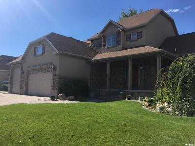 Saratoga Springs Single Family Home For Sale: 1515 S Trapper Rd E