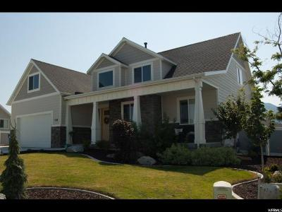 Spanish Fork Single Family Home For Sale: 1353 S Barley Dr