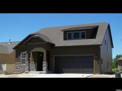 Spanish Fork Single Family Home For Sale: 974 S 1740 E