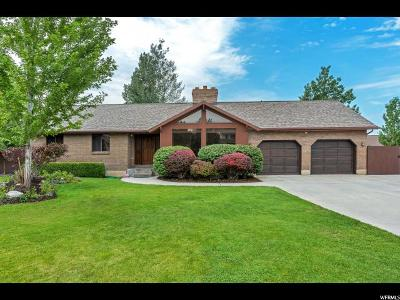 Orem Single Family Home For Sale: 743 W 500 S