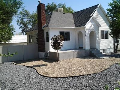 West Valley City Single Family Home For Sale: 4358 W 3500 S