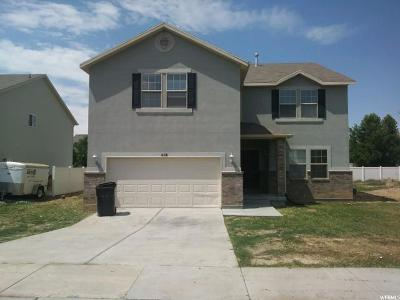 Spanish Fork Single Family Home For Sale: 418 S 1170 W
