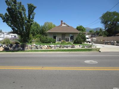 Spanish Fork Single Family Home For Sale: 50 N 800 E