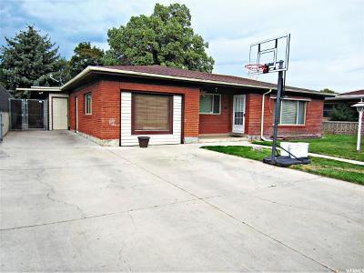 Orem Single Family Home For Sale: 237 N 100 E