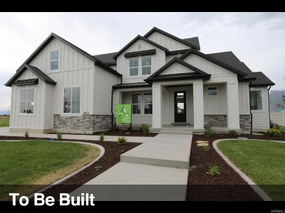 Saratoga Springs Single Family Home For Sale: 68 W Wayside Dr #123