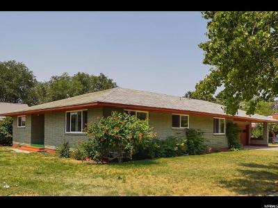 Brigham City Single Family Home For Sale: 245 E 300 S