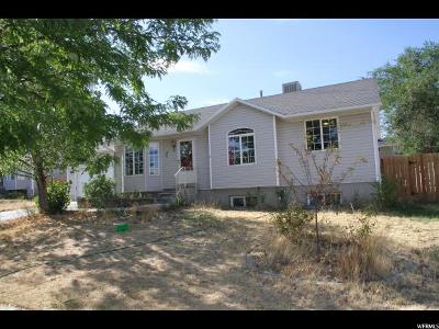 Tooele Single Family Home For Sale: 731 W 740 S