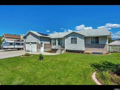 West Valley City Single Family Home For Sale: 4365 S Maidie Ln W