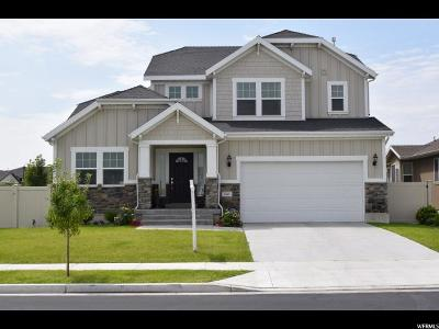 West Valley City Single Family Home For Sale: 5345 W Halton S