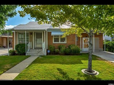 Orem Single Family Home For Sale: 971 S 400 E