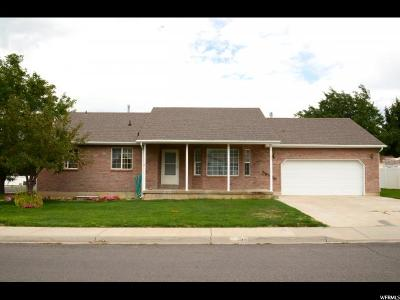Spanish Fork Single Family Home For Sale: 788 E 820 S