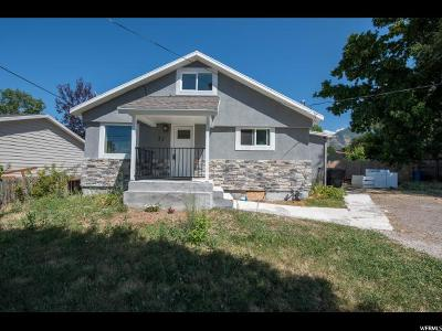 Salem Single Family Home For Sale: 51 S 100 E