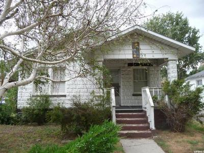 Helper UT Single Family Home For Sale: $76,500