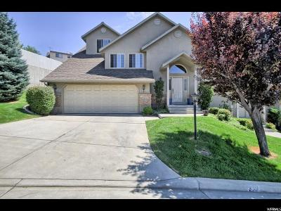 Orem Single Family Home For Sale: 333 S 990 W