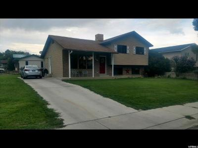Ferron UT Single Family Home For Sale: $134,500