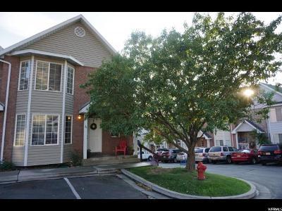 Provo Townhouse For Sale: 2058 S California Ave E #4