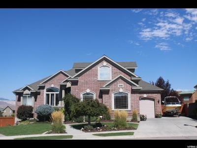 Lehi Single Family Home For Sale: 4661 Stonehaven Loop N