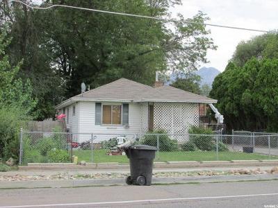 Salt Lake City Multi Family Home For Sale: 3525 S 1100 E