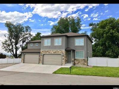 Orem Single Family Home For Sale: 564 W 1700 S
