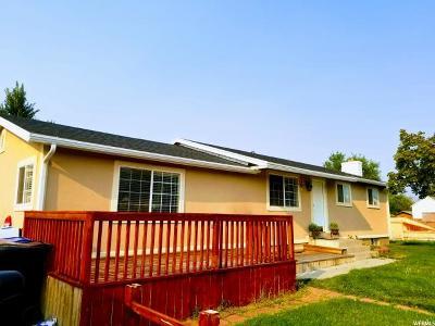 Spanish Fork Single Family Home For Sale: 491 E 600 N