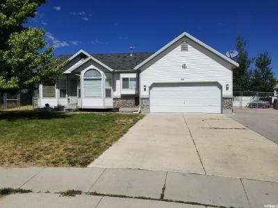 West Valley City Single Family Home For Sale: 5964 W Wolf Creek Ct S