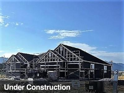 Erda Single Family Home For Sale: 89 W Hidden Acres Ln N #3