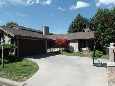 Provo Single Family Home For Sale: 2789 N Marrcrest E
