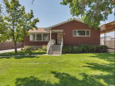 Provo Single Family Home For Sale: 890 S 1600 W