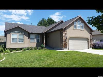 Eagle Mountain Single Family Home For Sale: 2053 E Pine Cone Rd