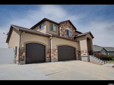 West Valley City Single Family Home For Sale: 4378 S Wynridge