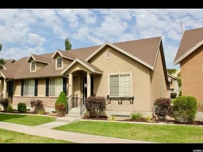 Spanish Fork Single Family Home For Sale: 3167 E Riverbottom Rd