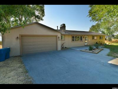 Stockton Single Family Home For Sale: 934 S Copper St W