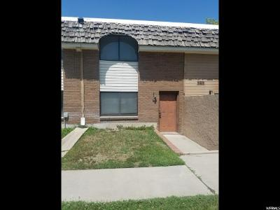 Provo Condo For Sale: 1487 W Arthur Dr N