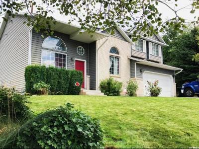 Orem Single Family Home For Sale: 299 E 1960 N