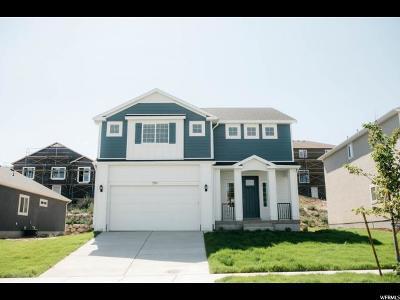 Spanish Fork Single Family Home For Sale: 756 N White Horse Dr #516
